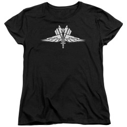 Image for Starship Troopers Womans T-Shirt - Insignia