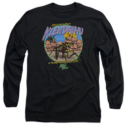 Image for Starship Troopers Long Sleeve Shirt - Hostile Planet