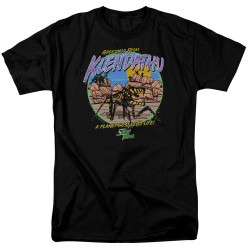Image for Starship Troopers T-Shirt - Hostile Planet