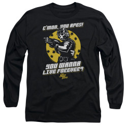Image for Starship Troopers Long Sleeve Shirt - Death of the Ape