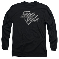 Image for Starship Troopers Long Sleeve Shirt - Logo