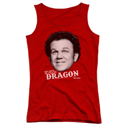 Image for Step Brothers Girls Tank Top - Dragon