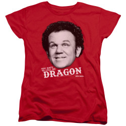 Image for Step Brothers Womans T-Shirt - Dragon