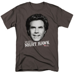 Image for Step Brothers T-Shirt - Night Hawk
