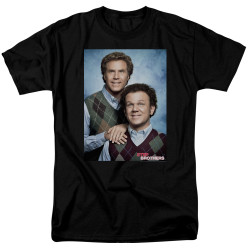 Image for Step Brothers T-Shirt - Portrait