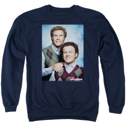 Image for Step Brothers Crewneck - The Portrait