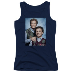 Image for Step Brothers Girls Tank Top - The Portrait