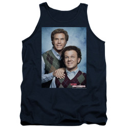 Image for Step Brothers Tank Top - The Portrait