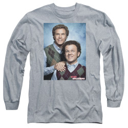 Image for Step Brothers Long Sleeve Shirt - Brother Portrait