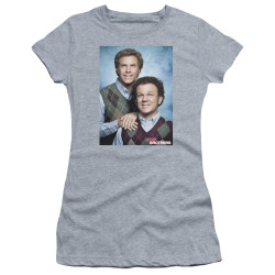 Image for Step Brothers Girls T-Shirt - Brother Portrait