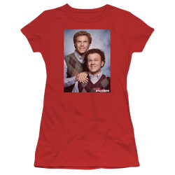 Image for Step Brothers Girls T-Shirt - Family Portrait