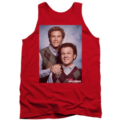 Image for Step Brothers Tank Top - Family Portrait