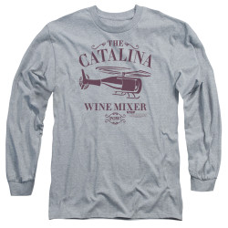Image for Step Brothers Long Sleeve Shirt - The Catalina Wine MIxer