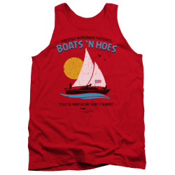 Image for Step Brothers Tank Top - Prestige Worldwide Boats 'n Hoes