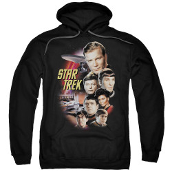 Image for Star Trek Hoodie - The Classic Crew
