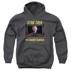 Image for Star Trek Youth Hoodie - Episode 3: The Corbomite Maneuver