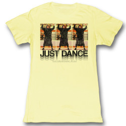 Image for The Breakfast Club Just Dance Girls T-Shirt