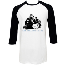 Image for The Breakfast Club 3/4 Sleeve T-Shirt - Group