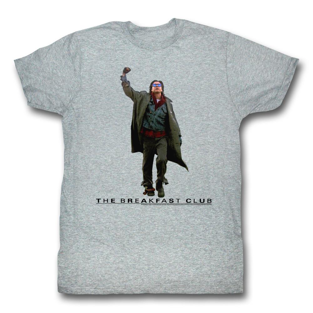 8f3cff030 The Breakfast Club T-Shirt - Fist Pump Cut Out. Loading zoom