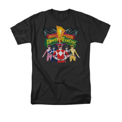 Image for Power Rangers T-Shirt - Rangers Unite