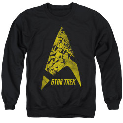 Image for Star Trek Crewneck - Delta Crew