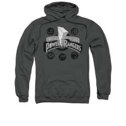 Image for Power Rangers Hoodie - Power Coins