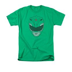 Image for Power Rangers T-Shirt - Green Ranger