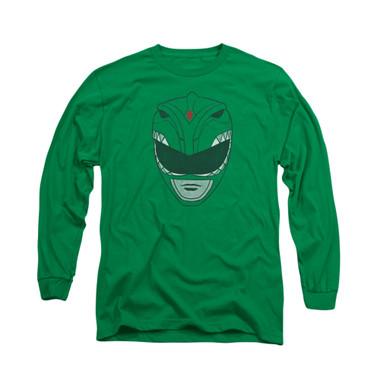 Image for Power Rangers Long Sleeve T-Shirt - Green Ranger