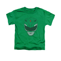 Image for Power Rangers Toddler T-Shirt - Green Rangers