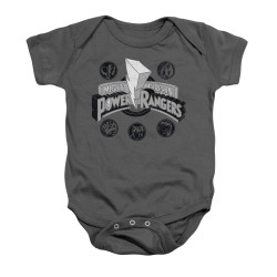 Image for Power Rangers Baby Creeper - Power Coins
