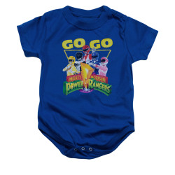 Image for Power Rangers Baby Creeper - Go Go