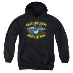 Image for Star Trek Youth Hoodie - QUOGS Boldly Went There, Boldy Did That