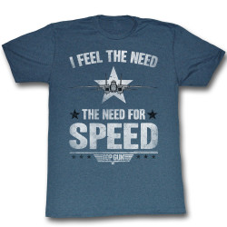 Image for Top Gun T-Shirt - Need for Speed