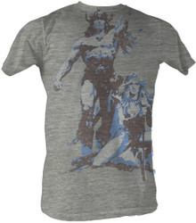 Image for Conan the Barbarian T-Shirt - Vintage