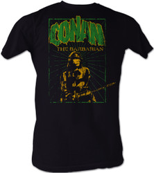 Image for Conan the Barbarian T-Shirt - In the Green