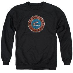 Image for Honda Crewneck - Motorcycle Oil