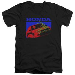 Image for Honda V-Neck T-Shirt - Civic Bold