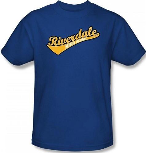 0013023bd290a Archie Comics Riverdale High School T-Shirt - NerdKungFu