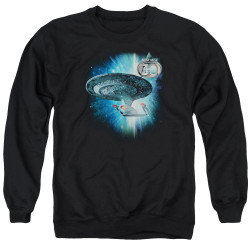 Image for Star Trek The Next Generation Crewneck - Ship 30