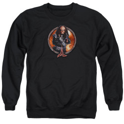 Image for Star Trek The Next Generation Crewneck - Gowron