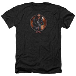 Image for Star Trek The Next Generation Heather T-Shirt - Gowron