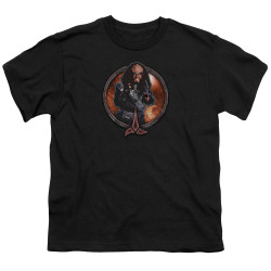 Image for Star Trek The Next Generation Youth T-Shirt - Gowron