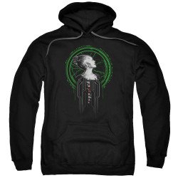 Image for Star Trek The Next Generation Hoodie - Borg Queen
