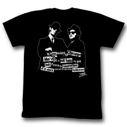 Image for The Blues Brothers T-Shirt - It's Dark