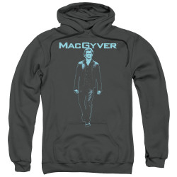 Image for MacGyver Hoodie - Mono Blue