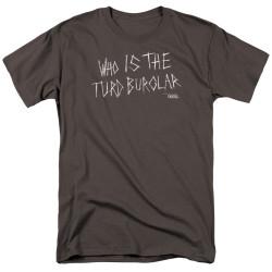 Image for American Vandal T-Shirt - Turd Burgler