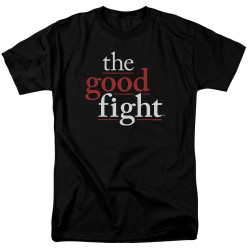Image for The Good Fight T-Shirt - Logo