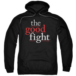 Image for The Good Fight Hoodie - Logo