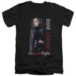 Image for The Good Fight T-Shirt - V Neck - Diane