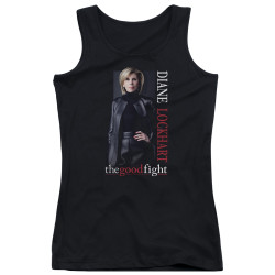 Image for The Good Fight Girls Tank Top - Diane